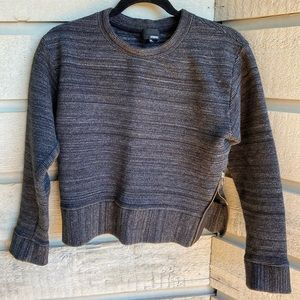 Wilfred Free Ribbed Pull-Over Sweater